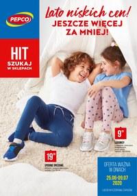 Gazetka promocyjna Pepco - Lato niskich cen w Pepco! - ważna do 09-07-2020