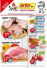 Gazetka promocyjna Prim Market - Świeżo i lokalnie - Prim Market - ważna do 01-07-2020
