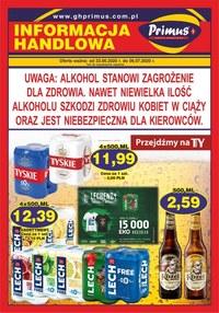 Gazetka promocyjna Primus - Plakat promocyjny sieci Primus - ważna do 06-07-2020