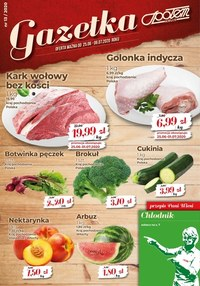 Gazetka promocyjna Społem Kielce - Regionalne produkty w Społem Kielce!  - ważna do 06-07-2020