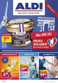 Gazetka promocyjna Aldi - Akcja francuska w Aldi!