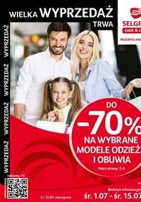Gazetka promocyjna Selgros Cash&Carry - Wyprzedaż w Selgros Cash&Carry - ważna do 15-07-2020