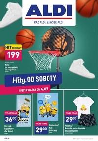 Gazetka promocyjna Aldi - Hity od soboty w Aldi - ważna do 10-07-2020