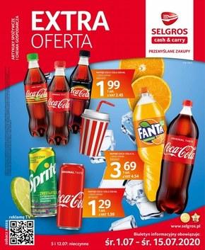 Extra oferta Selgros Cash&Carry