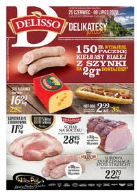 Gazetka promocyjna Delisso - Promocje w sklepach Delisso - ważna do 08-07-2020