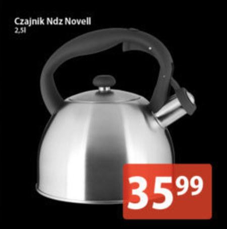 Czajnik Cafes Novell