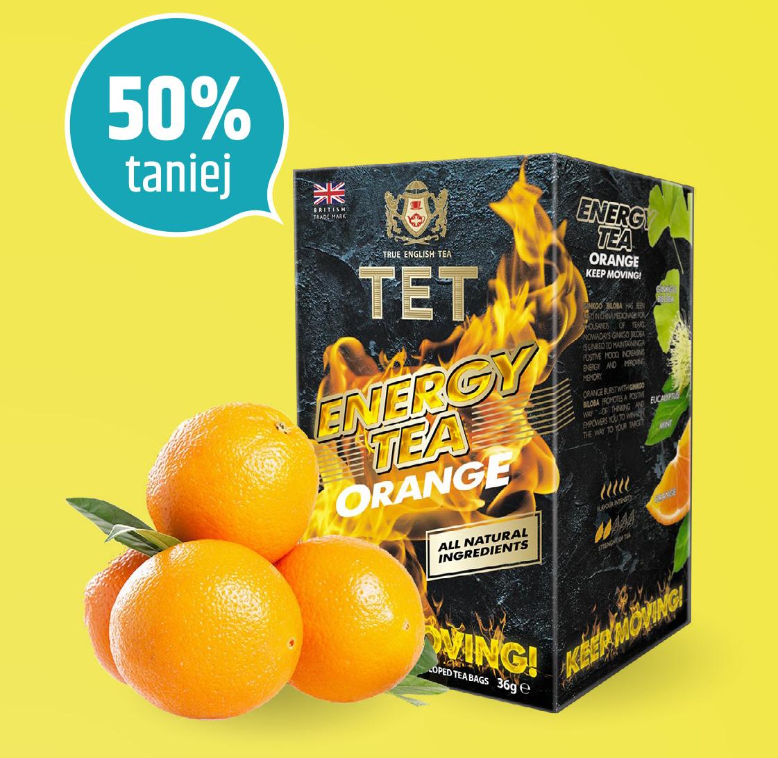 Herbata Tet niska cena