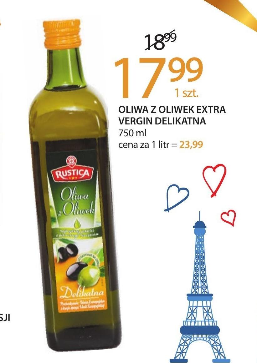 Oliwa z oliwek niska cena