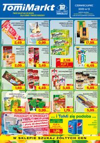 Gazetka promocyjna TomiMarkt - TomiMarkt - oferta handlowa