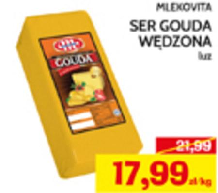 Ser żółty Mlekovita