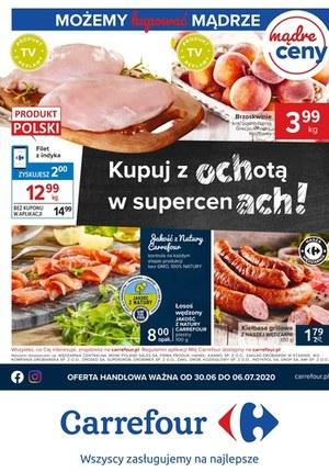 Gazetka promocyjna Carrefour - Carrefour - Możemy kupować mądrze