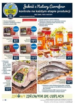 Możemy jeść mądrze - Carrefour