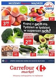 Carrefour Market - gazetka promocyjna