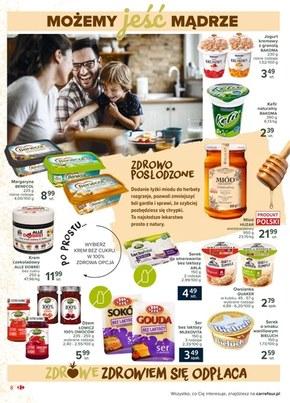 Carrefour market - możemy jeść mądrze