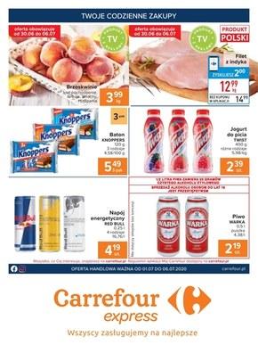Zasługujemy na najlepsze - Carrefour Express
