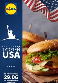 Gazetka promocyjna Lidl - Tydzień USA w Lidlu - ważna do 04-07-2020