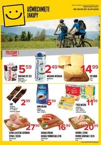 Gazetka promocyjna Uśmiechnięte zakupy - Promocje w sklepach Uśmiechnięte Zakupy - ważna do 11-07-2020