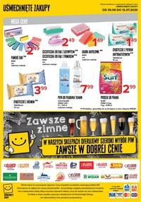 Gazetka promocyjna Uśmiechnięte zakupy - Promocje w sklepach Uśmiechnięte Zakupy