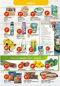 Gazetka promocyjna Zielony Koszyk - Promocje w sklepach Zielony Koszyk