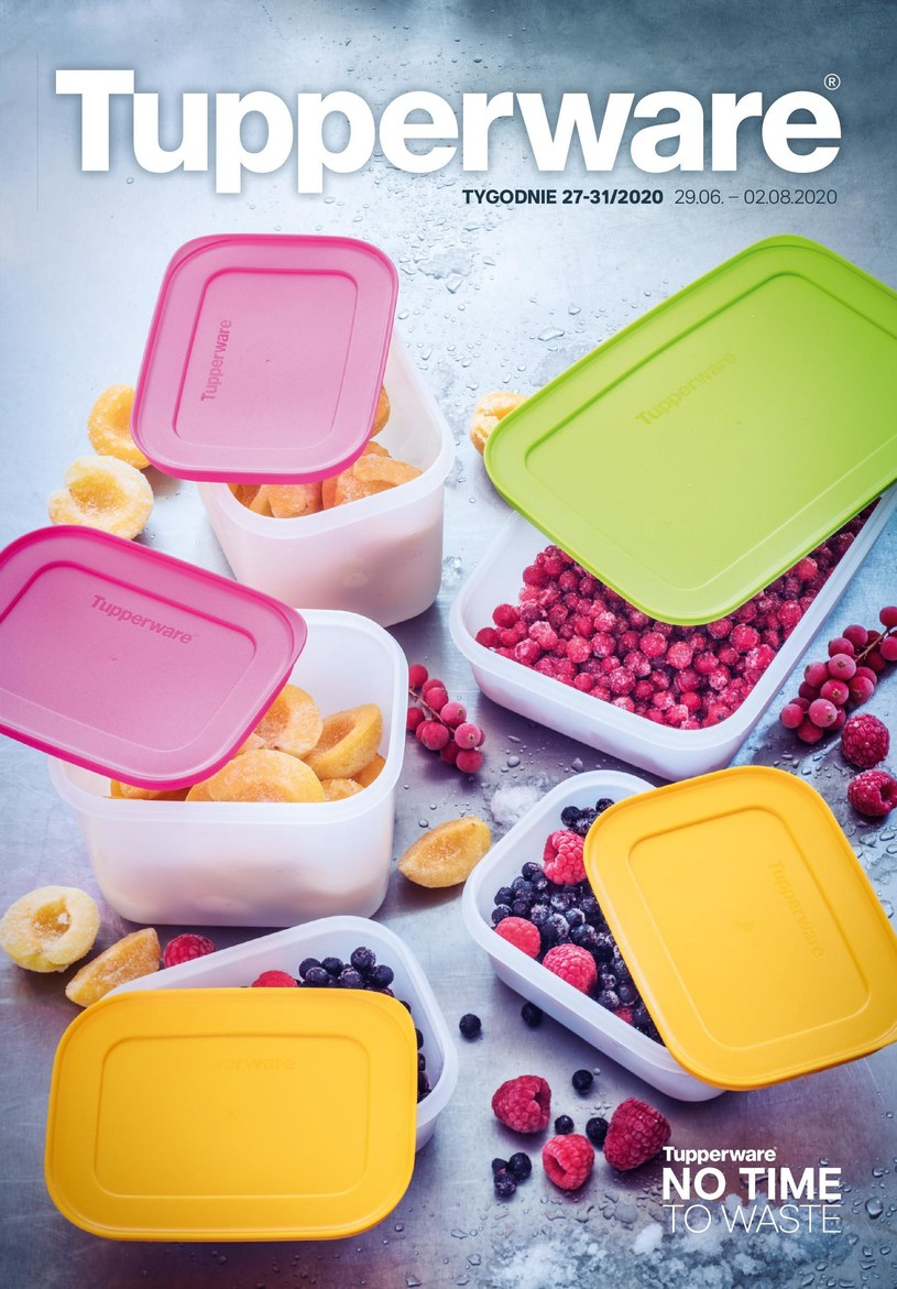 Tupperware: 2 gazetki