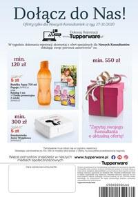Gazetka promocyjna Tupperware - Kolory lata w Tupperware
