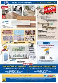 Gazetka promocyjna PSB Mrówka - PSB Mrówka Chełmża