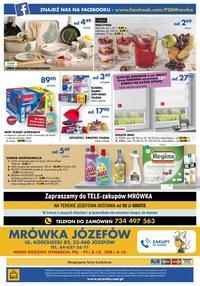 Gazetka promocyjna PSB Mrówka - PSB Mrówka Działdowo