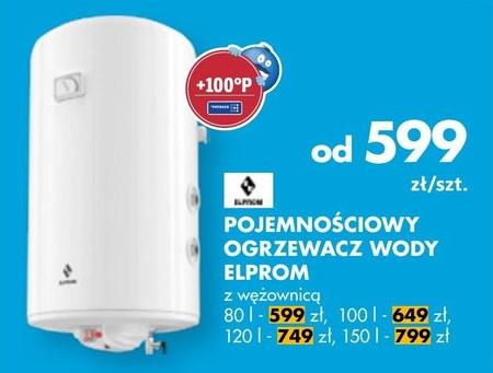 Ogrzewacz wody Elprom