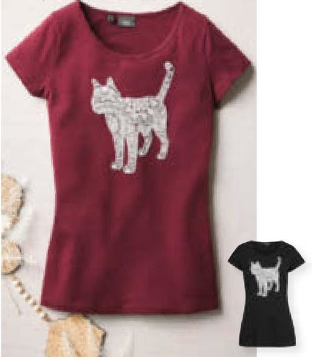 T-shirt damski Bonprix