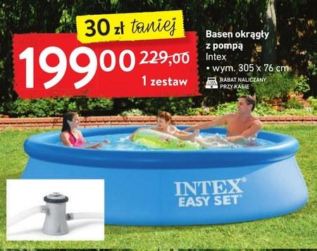 Basen Intex