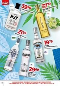 Gazetka promocyjna Topaz - Oferta alkoholowa Topaz