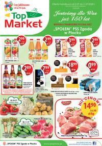 Gazetka promocyjna Top Market - Promocje w Top Market! - ważna do 11-07-2020