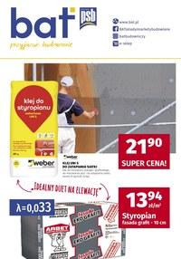 Gazetka promocyjna PSB BAT - Szybka i bezpieczna dostawa w PSB BAT!