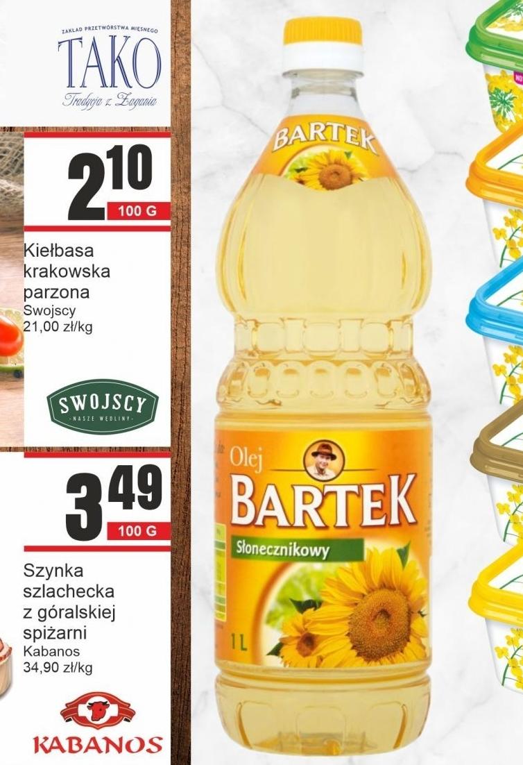 Olej Bartek niska cena