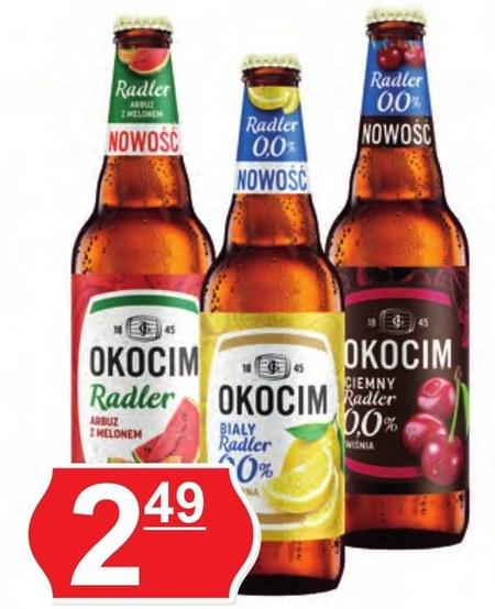 Piwo Okocim