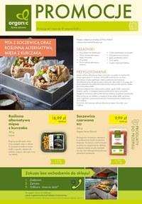 Gazetka promocyjna Organic - Roślinne przysmaki w Organic - ważna do 31-08-2020