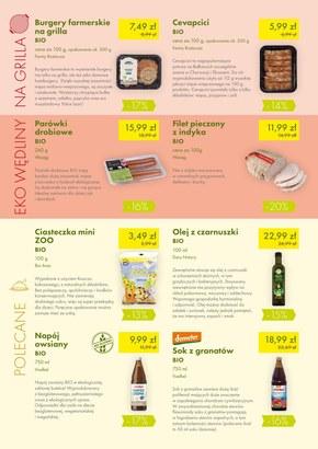 Roślinne przysmaki w Organic