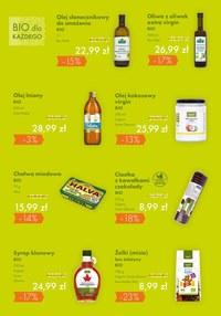 Gazetka promocyjna Organic - Roślinne przysmaki w Organic