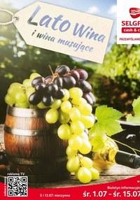 Gazetka promocyjna Selgros Cash&Carry - Lato wina w Selgros - ważna do 15-07-2020