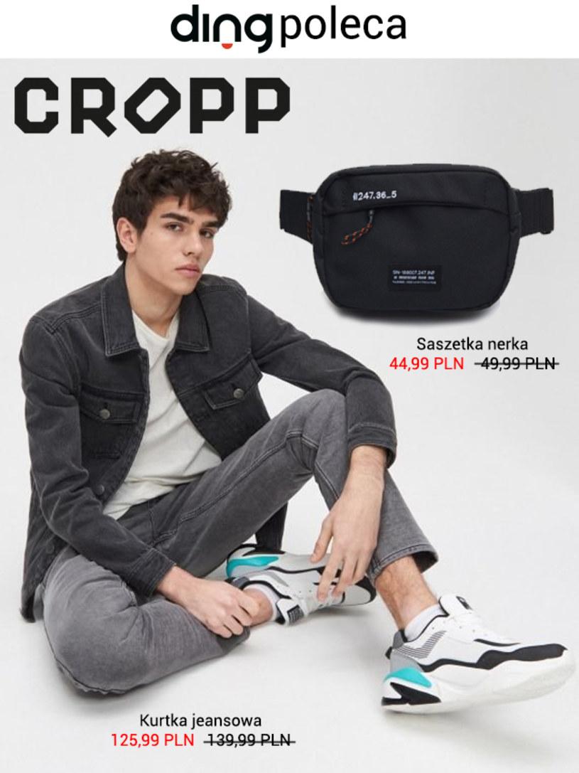 Gazetka promocyjna Cropp Town - ważna od 30. 06. 2020 do 14. 07. 2020
