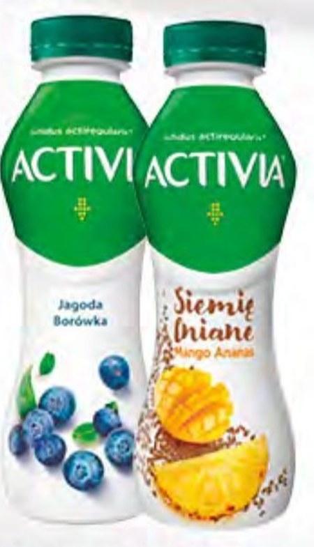Jogurt pitny Activa