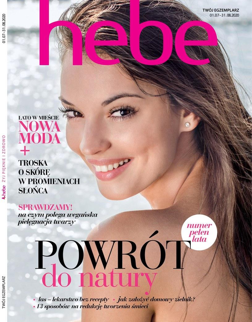 Gazetka promocyjna Hebe - ważna od 01. 07. 2020 do 31. 08. 2020