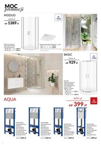Gazetka promocyjna Cersanit - Katalog wyposażenia łazienek Cersanit