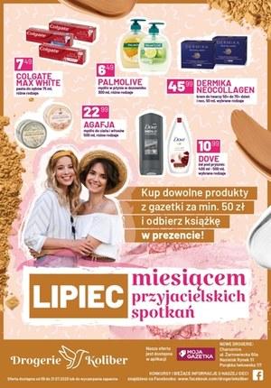 Gazetka promocyjna Drogerie Koliber - Super promocje w sklepach Koliber!