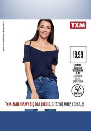 Gazetka promocyjna Textil Market - Ciesz się modą i okazją z Textil Market!