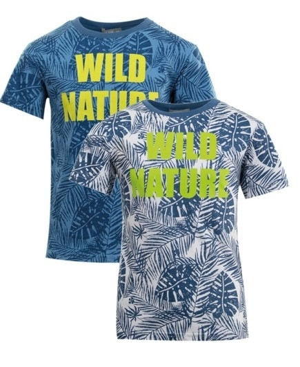 T-shirt młodzieżowy Textil Market niska cena