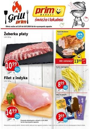 Gazetka promocyjna Prim Market - Świeżo i lokalnie w Prim Market
