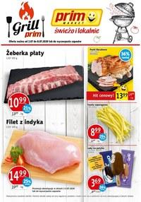 Gazetka promocyjna Prim Market - Świeżo i lokalnie w Prim Market - ważna do 08-07-2020