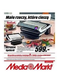 Gazetka promocyjna Media Markt - Małe rzeczy, które cieszą w Media Markt - ważna do 31-08-2020