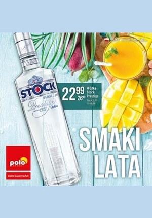 Gazetka promocyjna POLOmarket - Smaki lata w Polomarket